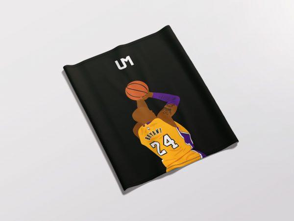 Kobe Bryant Black UMask 2
