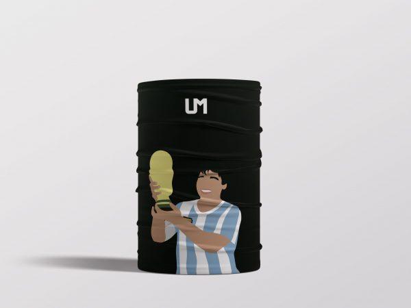 Diego Maradona Black UMask